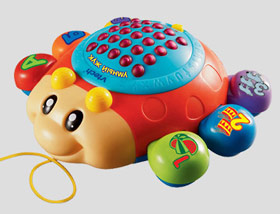 Обучающая игрушка «Умный жук»