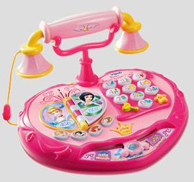 Обучающий телефон Маленькой Принцессы
