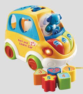 Обучающий  автомобиль-каталка