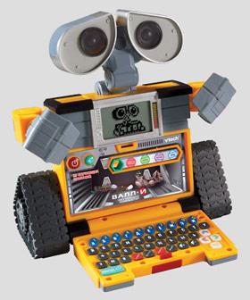Обучающий компьютер «Валл-И»